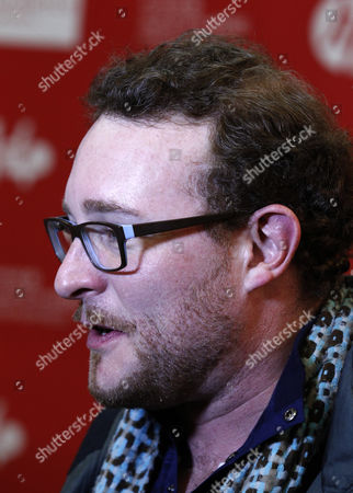 Us Actor James Adomian Talk to the Press Before the Premiere of the 'Hits' During the 2014 Sundance Film Festival in Park City Utah Usa 21 January 2014 the Festival Runs From 16 to 26 January United States Park City
