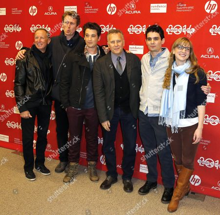 Editorial photo of Usa Sundance Film Festival 2014 - Jan 2014