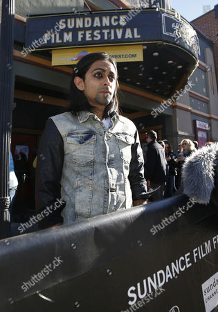 Us Producer and Actor Adi Shankar Arrives For the Premiere of the German Film 'The Voices' Outside the Egyptian Theater During the 2014 Sundance Film Festival in Park City Utah Usa 19 January 2014 the Festival Runs From 16 to 26 January United States Park City