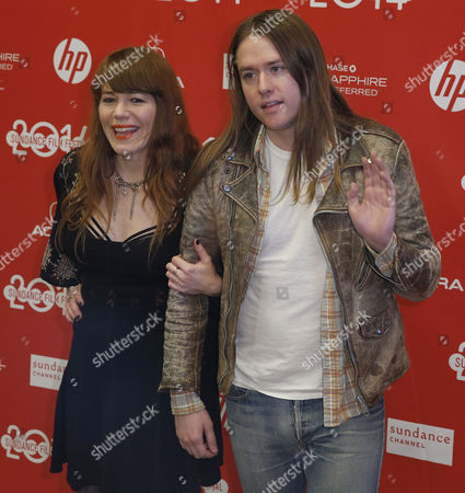 Song Writers Jenny Lewis (l) and Johnathan Rice (r) Arrives For the Premiere of the 'Song One' During the 2014 Sundance Film Festival in Park City Utah Usa 20 January 2014 the Festival Runs From 16 to 26 January United States Park City