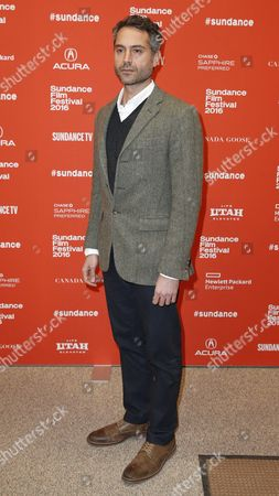 Us Actor Omar Metwally Arrives For the Premiere of 'Complete Unknown' During the 2016 Sundance Film Festival in Park City Utah Usa 25 January 2016 the Festival Runs From 21 to 31 January United States Park City