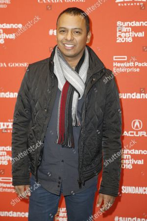 Us Actor Carlos Moreno Jr Arrives For the Premiere of 'Frank & Lola' at the 2016 Sundance Film Festival in Park City Utah Usa 27 January 2016 the Festival Runs From 21 to 31 January United States Park City