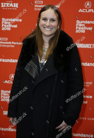 Us Producer Allyson Seeger Arrives For the Premiere of 'The Hollars' at the 2016 Sundance Film Festival in Park City Utah Usa 29 January 2016 the Festival Takes Place From 21 to 31 January United States Park City