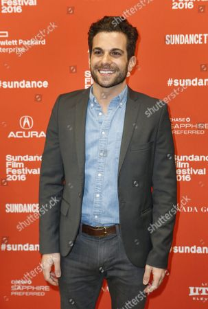 Us Actor Frank De Julio Arrives For the Premiere of 'Complete Unknown' During the 2016 Sundance Film Festival in Park City Utah Usa 25 January 2016 the Festival Runs From 21 to 31 January United States Park City