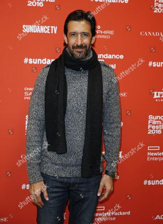 Mexican Actor Jose Maria Yazpik Arrives For the Premiere of the Mexican Film 'Mr Pig' at the 2016 Sundance Film Festival in Park City Utah Usa 26 January 2016 the Festival Runs From 21 to 31 January United States Park City