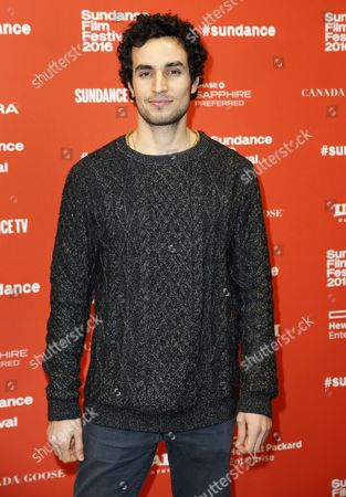 Israeli/palestinian Actor Adam Bakri Arrives For the Premiere of 'Ali Nino' at the 2016 Sundance Film Festival in Park City Utah Usa 27 January 2016 the Sundance Film Festival Opened 21 January Featuring a Lineup of 120 Independent Films at Us Cinema's Most Prominent Independent Film Event Sundance was Established in 1981 by Actor and Director Robert Redford As a Kind of Independent Alternative to Hollywood Event Taking Place Far From the Major Studios in the Ski Resort Town of Park City Utah the Festival Takes Place From 21 to 31 January ' United States Park City