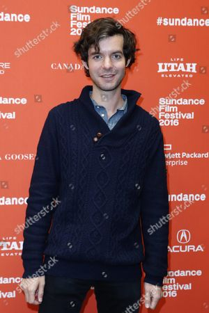 Us Producer Lucas Joaquin Arrives For the Premiere of 'Little Men' at the 2016 Sundance Film Festival in Park City Utah Usa 25 January 2016 the Sundance Film Festival Opened 21 January Featuring a Lineup of 120 Independent Films at Us Cinema's Most Prominent Independent Film Event Sundance was Established in 1981 by Actor and Director Robert Redford As a Kind of Independent Alternative to Hollywood Event Taking Place Far From the Major Studios in the Ski Resort Town of Park City Utah the Festival Takes Place From 21 to 31 January ' United States Park City