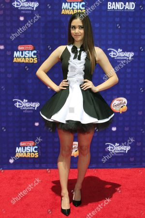 Us Actress and Singer Megan Nicole Arrives For the 2016 Radio Disney Music Awards in Los Angeles California Usa 30 April 2016 the Special Two-hour Telecast 'Disney Channel Presents the 2016 Radio Disney Music Awards ' Will Be Presented on 01 May 2016 on Disney Channel in the Us and Thereafter in 159 Countries United States Los Angeles