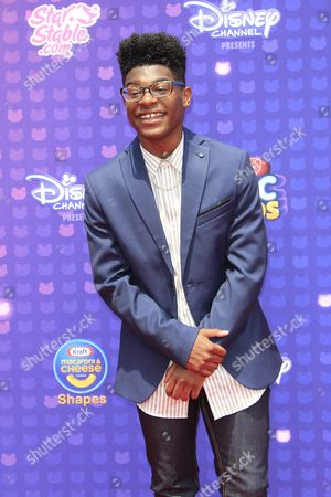 Us Actor Kamil Mcfadden Arrives For the 2016 Radio Disney Music Awards in Los Angeles California Usa 30 April 2016 the Special Two-hour Telecast 'Disney Channel Presents the 2016 Radio Disney Music Awards ' Will Be Presented on 01 May 2016 on Disney Channel in the Us and Thereafter in 159 Countries United States Los Angeles