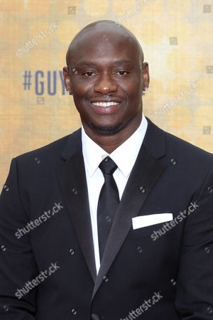Stock Photo of Us Boxer Antonio Tarver Arrives For the 10th Annual Guys Choice Awards at the Sony Pictures Studio in Culver City California Usa 04 June 2016 the Show Will Premiere in the Us on Spike Tv on 09 June 2016 United States Culver City