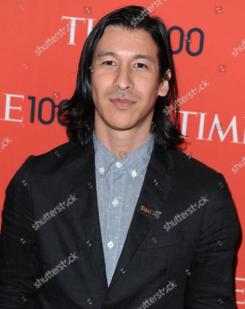 Perry Chen Co-founder of Kickstarter Attends at the Time 100 Gala a Celebration of 'Time' Magazine's 100 Most Influential People in the World in New York New York Usa 23 April 2013 United States New York