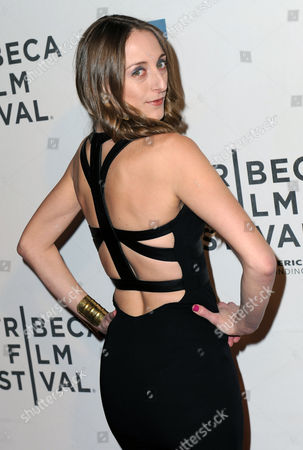 Us Actress Yvonne Gougelet Arrives For the World Premiere of 'Sunlight Jr ' at the 2013 Tribeca Film Festival in New York New York Usa 20 April 2013 the Tribeca Film Festival Runs From 17 to 28 April United States New York