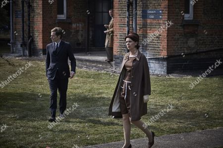 Editorial photo of 'Endeavour' TV Series - Jan 2017