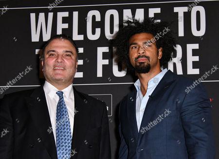 Richard Schaefer, David Haye