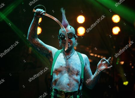 Editorial image of 'Never Ending Nightmare' by The Circus of Horrors, Reading, Berkshire, UK - 19 Jan 2017