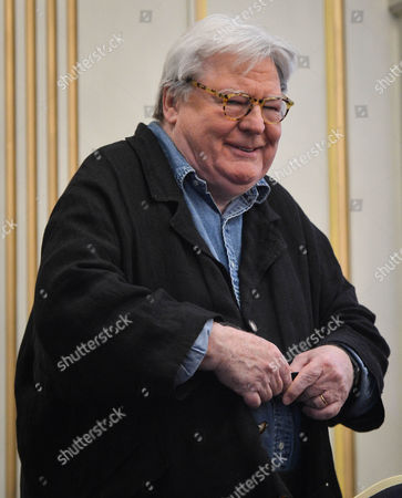 British Director Producer and Screenwriter Sir Alan Parker Poses For Photographs As Guest of Honor During the 12th Annual Brussels Film Festival in Brussels Belgium 07 June 2014 Parker Director Musicals (bugsy Malone Fame Pink Floyd the Wall the Commitments Evita) True-story Dramas (midnight Express Mississippi Burning Come See the Paradise Angela's Ashes) and Melodramas (shoot the Moon Angel Heart and the Life of David Gale ) the Festival Runs From 06 to 14 June Belgium Brussels
