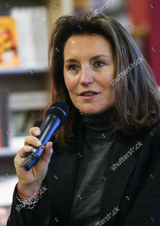 Former French Model Cecilia Attias is Seen During an Interview in Brussels Belgium 06 December 2013 the Ex-wife of Former French President Nicolas Sarkozy Presented Her Autobiography 'Une Envie De Verite' (a Desire For Truth) Belgium Brussels