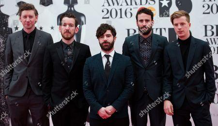 Editorial image of Britain Brit Awards 2016 - Feb 2016