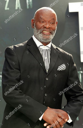 South African Actor/cast Member Yule Masiteng Arrives For the European Premiere of 'The Legend of Tarzan' at the Odeon Leicester Square in London Britain 05 July 2016 the Movie Opens in British Theaters on 06 July United Kingdom London
