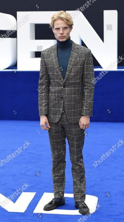 British Actor Charley Palmer Rothwell the World Premier of 'Legend' in Leicester Square London Britain 03 September 2015 the Movie Will Debut in British Teathers on 09 August United Kingdom London