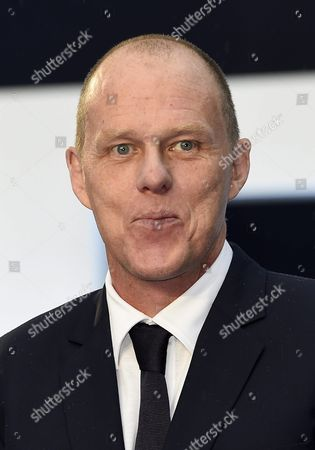 Us Director Brian Helgeland Arrives For the World Premier of 'Legend' in Leicester Square London Britain 03 September 2015 the Movie Will Debut in British Teathers on 09 August United Kingdom London