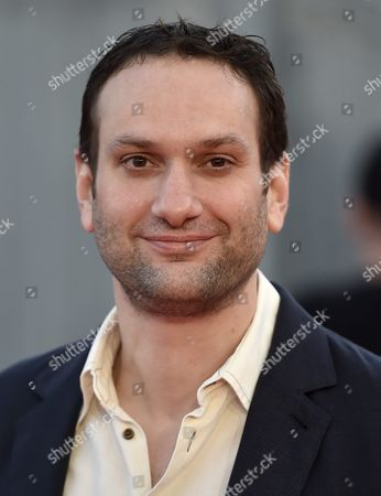 Stock Picture of American Director Daniel Ragussis Attends the Double Bill Gala Screening of 'Imperium' and 'Swiss Army Man' at the O2 Arena in London Britain 23 September 2016 Imperium Will Be Released in Uk Cinemas on 23rd September and Swiss Army Man Will Be Released in Uk Cinemas on 30th September United Kingdom London