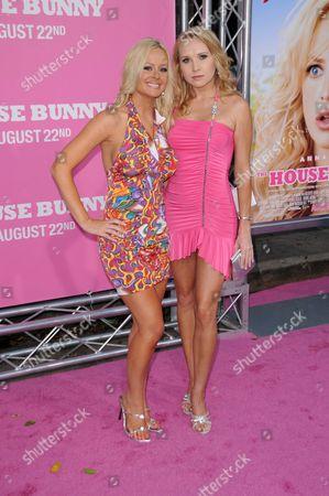 Katie Lohmann and Alana Curry