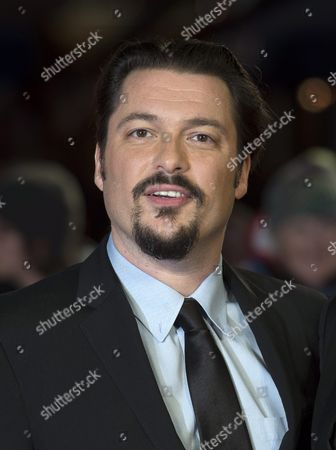Us Director James Vanderbilt Arrives For the Premiere of 'Truth' at the 59th Bfi London Film Festival in London Britain 17 October 2015 the Festival Runs From 07 to 18 October United Kingdom London