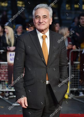 British Actor/cast Member Henry Goodman Arrives Or the Premiere of 'Their Finest' During the 60th Bfi London Film Festival in London Britain 13 October 2016 the Festival Runs From 05 to 16 October United Kingdom London