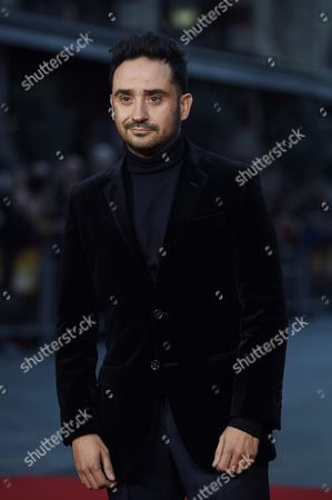 Director J a Bayona Arrives For the Premiere of 'A Monster Calls' on the Second Night of the 60th Bfi London Film Festival in London Britain 06 October 2016 the Festival Runs From 05 to 16 October United Kingdom London