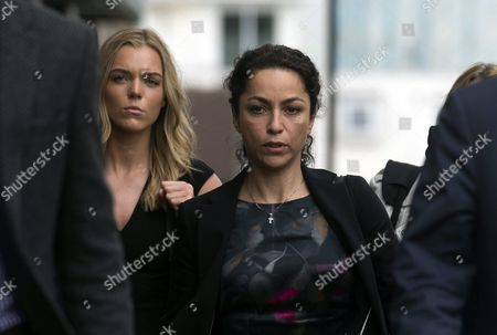 Former Chelsea Doctor Eva Carneiro Arrives at South London Employment Tribunal in Croydon South London 07 June 2016 Eva Carneiro Has Brought a Constructive Dismissal and Sex Discrimination Suit Against Her Former Employers Chelsea Football Club She Also Has a Separate But Connected Legal Action Against Then Former Club Manager Jose Mourhino United Kingdom Croydon