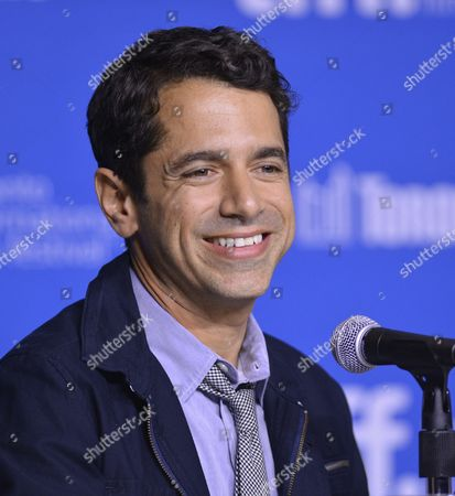 Us Director Daniel Barnz Attends the Press Conference For 'Cake' During the 39th Annual Toronto International Film Festival (tiff) in Toronto Canada 09 September 2014 the Festival Runs From 04 to 14 September Canada Toronto