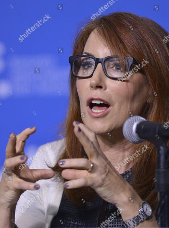 Us Writer Margaret Nagle Speaks at the Press Conference For 'The Good Lie' During the 39th Annual Toronto International Film Festival (tiff) in Toronto Canada 08 September 2014 the Festival Runs From 04 to 14 September Canada Toronto
