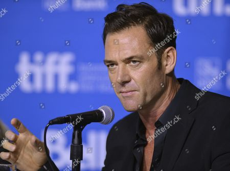 New Zealander Actor and Cast Member Marton Csokas Attends a Press Conference For 'The Equalizer' During the 39th Annual Toronto International Film Festival (tiff) in Toronto Canada 07 September 2014 the Festival Runs From 04 to 14 September Canada Toronto