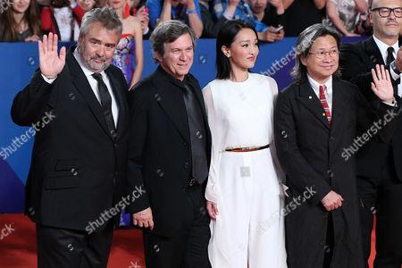 Editorial photo of China Beijing Film Festival - Apr 2015