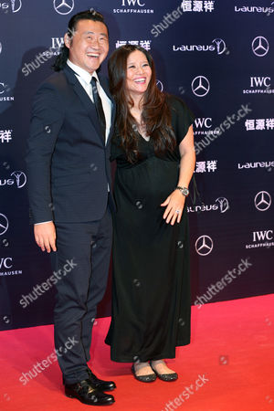 Editorial picture of China Laureus Sports Awards - Apr 2015