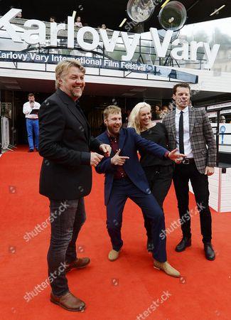 Editorial picture of Czech Republic Cinema - Jul 2014