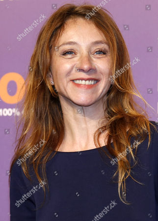French Actress Sylvie Testud Attends the Opening Ceremony of the 18th Annual International Comedy Film Festival in L'alpe D'huez France 14 January 2015 the Festival Runs From 14 to 18 January France Alpe D'huez