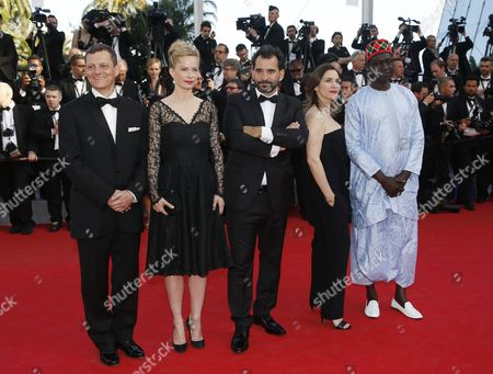 Editorial photo of France Cannes Film Festival 2014 - May 2014