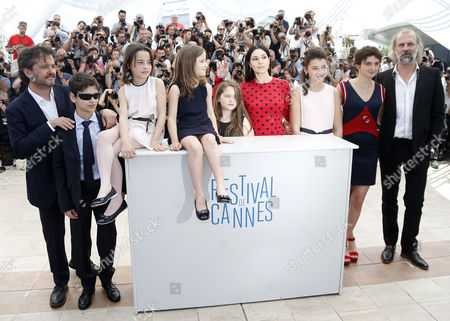 Editorial picture of France Cannes Film Festival 2014 - May 2014