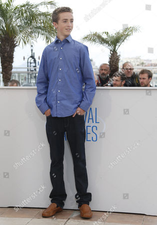 Canadian Actor Evan Bird Poses During the Photocall For 'Maps to the Stars' at the 67th Annual Cannes Film Festival in Cannes France 19 May 2014 the Movie is Presented in the Official Competition of the Festival Which Runs From 14 to 25 May France Cannes