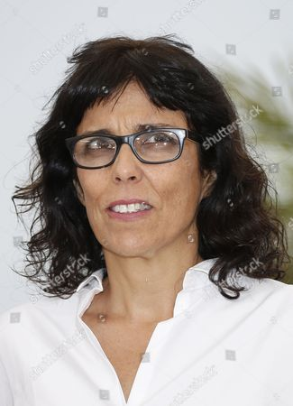 Jury Member Brazilian Director Daniela Thomas Poses During the Photocall of the Cinefondation and Short Films Jury at the 67th Annual Cannes Film Festival in Cannes France 22 May 2014 the Festival Runs From 14 to 25 May France Cannes