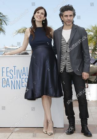 Argentine Actress Maria Marull (l) and Argentine Actor Leonardo Sbaraglia (r) Pose During the Photocall For 'Relatos Salvajes' (wild Tales) at the 67th Annual Cannes Film Festival in Cannes France 17 May 2014 the Movie is Presented in the Official Competition of the Festival Which Runs From 14 to 25 May France Cannes
