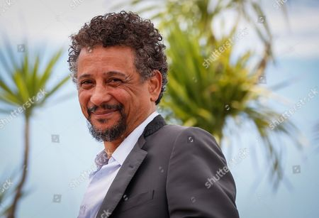 Tunisian Actor Abel Jafri Poses During the Photocall For 'Timbuktu' at the 67th Annual Cannes Film Festival in Cannes France 15 May 2014 the Movie is Presented in the Official Competition of the Festival Which Runs From 14 to 25 May France Cannes