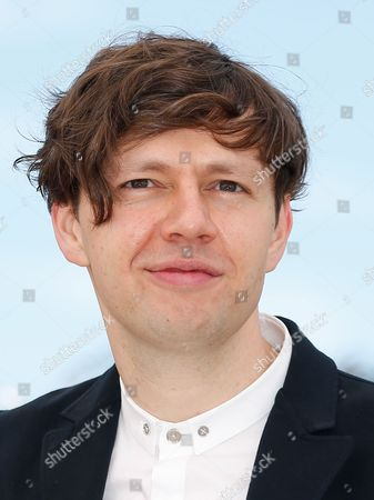 German Actor Christian Friedel Poses During the Photocall For 'Amour Fou' at the 67th Annual Cannes Film Festival in Cannes France 16 May 2014 the Movie is Presented in the Section Un Certain Regard of the Festival Which Runs From 14 to 25 May France Cannes