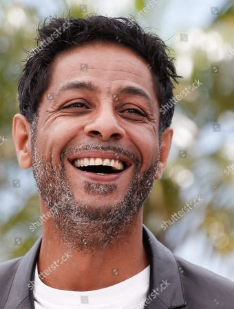 Tunisian Actor Hichem Yacoubi Poses During the Photocall For 'Timbuktu' at the 67th Annual Cannes Film Festival in Cannes France 15 May 2014 the Movie is Presented in the Official Competition of the Festival Which Runs From 14 to 25 May France Cannes
