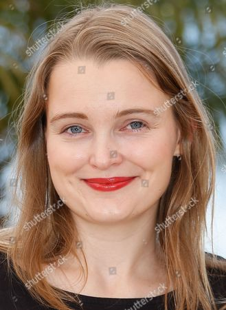 Actress Birte Schnoeink Poses During the Photocall For 'Amour Fou' at the 67th Annual Cannes Film Festival in Cannes France 16 May 2014 the Movie is Presented in the Section Un Certain Regard of the Festival Which Runs From 14 to 25 May France Cannes
