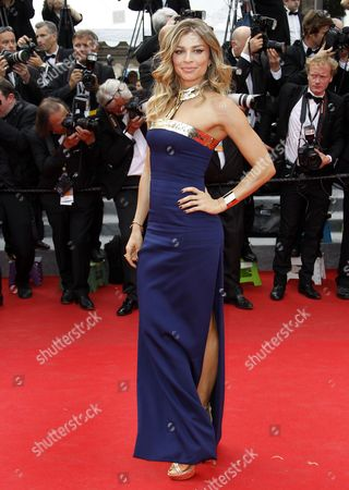 Brazilian Actress Grazi Massafera Arrives For the Screening of 'Saint Laurent' During the 67th Annual Cannes Film Festival in Cannes France 17 May 2014 the Movie is Presented in the Official Competition of the Festival Which Runs From 14 to 25 May France Cannes