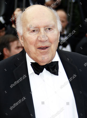 French Actor Michel Piccoli Arrives For the Screening of 'Saint Laurent' During the 67th Annual Cannes Film Festival in Cannes France 17 May 2014 the Movie is Presented in the Official Competition of the Festival Which Runs From 14 to 25 May France Cannes