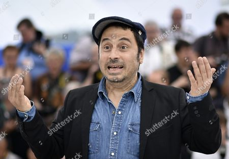Jury Member Greek Director Panos H Koutras Attends the Photocall of the Un Certain Regard Jury at the 68th Annual Cannes Film Festival in Cannes France 14 May 2015 the Festival Runs From 13 to 24 May France Cannes